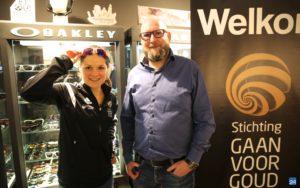Brinkmans sponsor Maaike Caeyers Gaan voor Goud 2