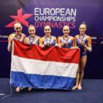 Vera van Pol wint met Nederland een historische bronzen medaille!